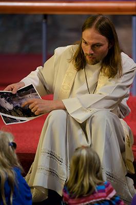Pastor Sam Grayl